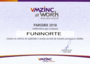 Funinorte - Instalador Parceiro VMZINC